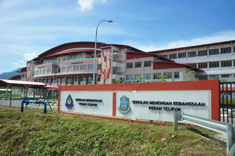 SK and SMK Pekan Telipok first 2-in-1 sharing model schools in Sabah