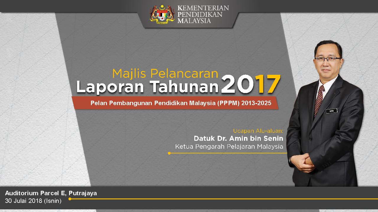 Annual Report 2017 Slides – Director General Speech – PADU