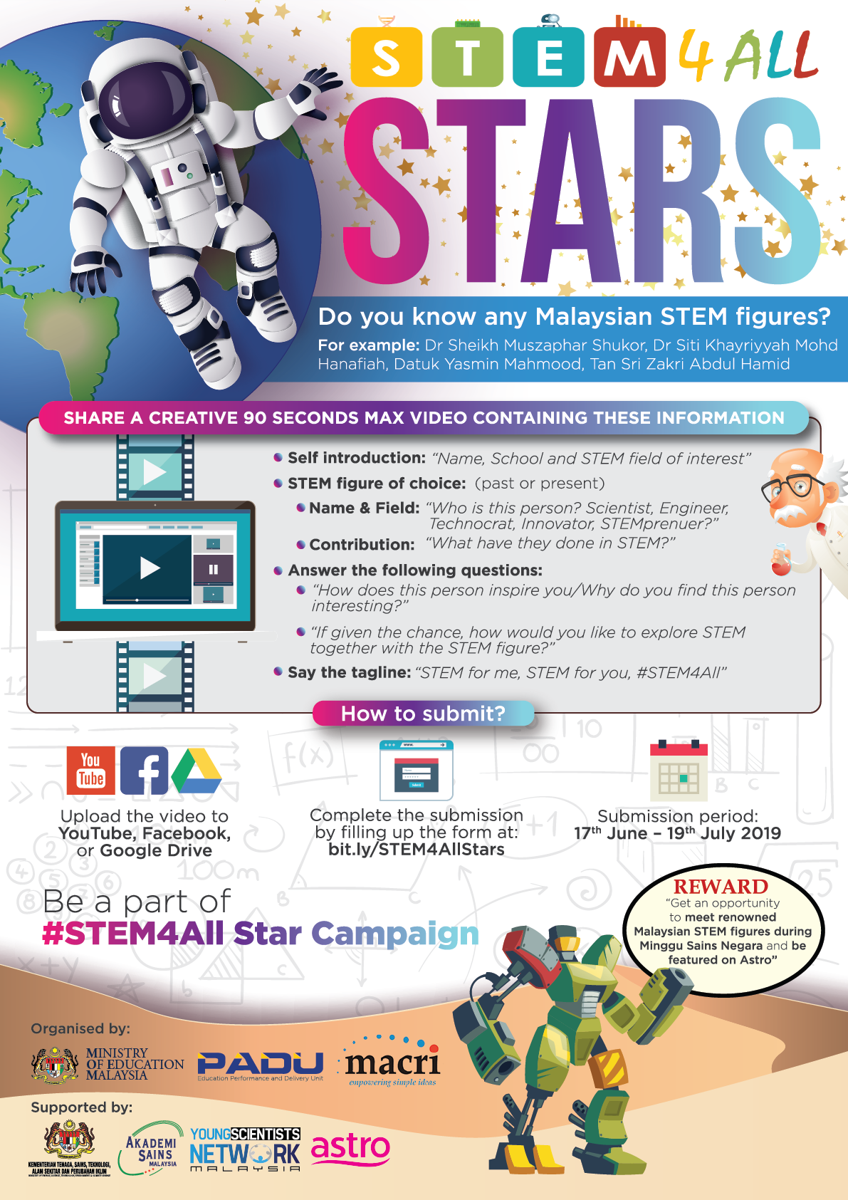 STEM4All Stars competition